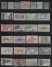 27 French Colonies Stamps from Quality Old Album