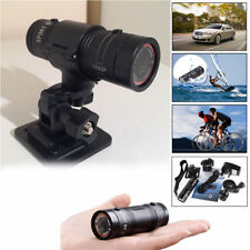 Latest F9 Head DVR Waterproof Helmet Video Camera Action Sport Cam Camcorder