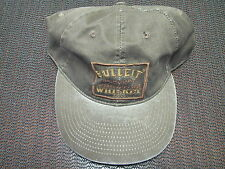 Bulleit Bourbon Frontier Whiskey Hat! Brand New! Vintage! Rare! Distressed! Look