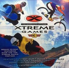 XTREME GAMES 3 ~ 34 Tracks ~ 2 CD Album ~ GC!