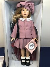 14� Effanbee Doll Co. Cindy Dewees Cochran Ltd 200 Vinyl Sirocco 2 Dresses & Box