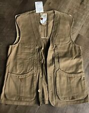 BERETTA - Shooting Vest - 40 - Brown - Clays - Trap - Hunting - $220