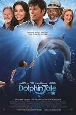 DOLPHIN TALE 11.5x17 PROMO MOVIE POSTER