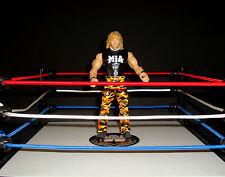 MAJOR STASH MISFITS MIA WWE CUSTOM jakks classic legend FIGURE WCW wwf