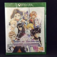 Tales of Vesperia Definitive Edition (Xbox One) BRAND NEW/ Region Free