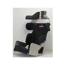 Kirkey 7017011 Racing Seat Cover - Black Tweed - Fits 70170