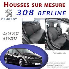 Housses de sièges Sur Mesure pour Peugeot 308