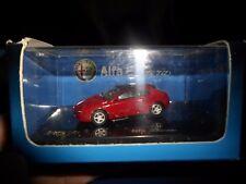 "Ricko #38373 2006 Alfa Romeo Brera Coupe ""Red/Black"" H.O.Gauge"