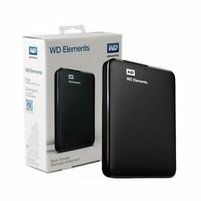 WESTERN DIGITAL ELEMENTS WD 2TB 2000GB HARD DISK ESTERNO 2,5 USB 3.0