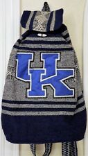 """KENTUCKY WILDCATS DRAWSTRING BACKPACK """"HANDMADE IN MEXICO"""""""
