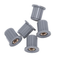 5 pieces 4mm inner potentiometer axis potentiometer control knob knob R7L5