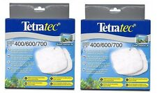2 x Tetratec Filter Floss Pad Tetra Tec EX600 EX700 Tropische Fische Tank Media