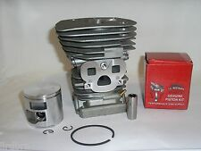 HUSQVARNA 455, 460, JONSERED 2255  CYLINDER & PISTON KIT 47MM,REPLACES 537320402