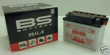 BS BATTERY BATTERIA YB4L-B CON ACIDO PER TGB/WINKING AT50 BUNNY GESPANN 50 1994