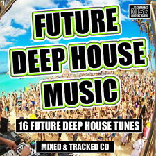 2018 Future Deep House Music CD DJ MIX 16 Deep House Tunes Mixed SUMMER VIBES