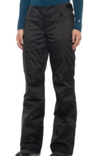 NEW UNDER ARMOUR  SNOW PANTS WOMENS L SKI PANT INSULATED WATERPROOF BLACK