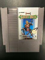 Castlevania II 2 Simon's Quest NES PAL B Cartridge Only Tested NES-QU-EEC
