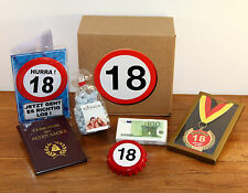 18 Geburtstag Geschenk Box Geschenkideen Geburtstagsgeschenk Mann Junge lustig
