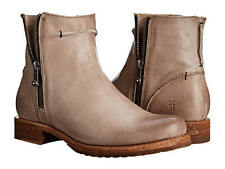 NEW FRYE Veronica Seam Short Boots Shoes Size 6 in Fawn Brown Tan