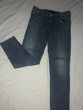 Womens Blue Armani Jeans UK 12)