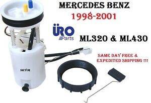 98-01 MERCEDES ML320 ML430 Fuel Pump Assembly With O-ring and Leveling Sensor