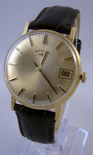 Rotary Polished Not Water Resistant Wristwatches