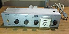 Califone Mono Tube Amplifier Model La 201-12 - (3) 7199, 6X4, 12Bh7A