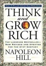 Think and Grow Rich Landmark Bestseller Now Revised and Updated by Napoleon H...