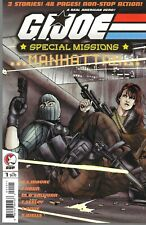 Complete Set 5 G.I. Joe Special Missions One Shots Manhattan Brazil VF/NM FZ