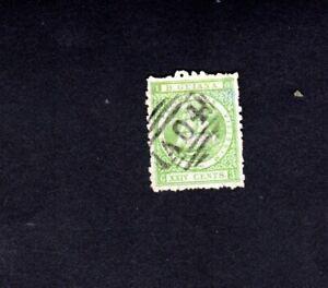 Stamp British Guiana QV 1860-75 24c used