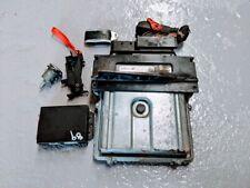 JAGUAR XF 3.0 TDV6 2009 IGNITION KIT LOST KEY SET 9X2Q-12A650
