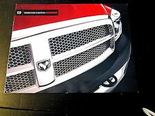 2009 DODGE RAM 2500/3500 ACCESSORIES for FULL PRODUCT LINE-NEW
