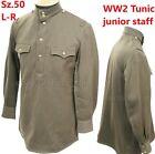 Sz. 50 L-Reg RARE WW2 M43 Tunic NKVD junior staff Soviet WW2 USSR Army