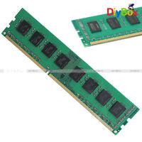 4GB Hynix PC3-12800U DDR3 1600MHz Dimm PC3-1600 Desktop RAM AMD Memory SDRAM