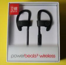 NEW Beats by Dr. Dre Powerbeats3 Wireless In-Ear Black Headphones - Sports $199