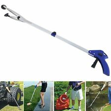 """33"""" Pick Up Helping Hand Foldable Grabber Long Reaching Arm Extension Tool Trash"""