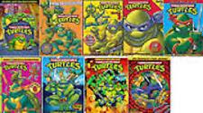 Teenage Mutant Ninja Turtles Original Seasons TMNT Watch DVD Set Lot Series Show