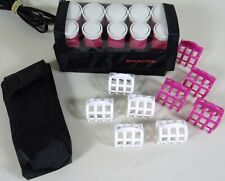Remington Hot Rollers Instant Curlers Express Travel Set H-1012 Dual Voltage