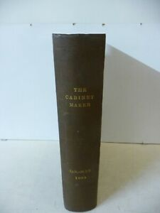 The Cabinet Maker and Complete House Furnisher: Bound Set: January - June 1923