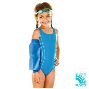 Bloccs Waterproof Elbow/Picc Line Cover Child Aged 4-7 Years)
