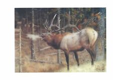 deer forest 3D Lenticular Holographic Stereoscopic Picture Wall Art