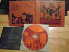 RARE PROMO Hangedup CD Kicker In Tow rock A SILVER MT. ZION Set Fire to Flames !
