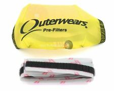 Outerwears R/C Pullstart Pre-Filter - Yellow 1/5th Scale RC Upgrade Part