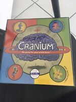 CRANIUM THE GAME FOR YOUR WHOLE BRAIN SEALED NEW Factory Sealed