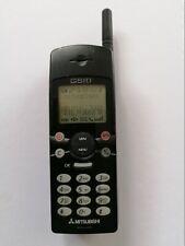 ALTE MITSUBISHI GSM ☆ Handy Dummy Attrappe ☆ retro mobile ☆ Vintage ☆ Selten ☆