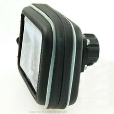 """Case for Garmin Nuvi 1490 with 1"""" Ball Socket fits RAM Motorcycle Mounts"""