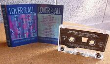DAN SCHUTTE Lover of Us All cassette tape 1989 liturgical music Holy Darkness
