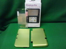 Nintendo NEW 3DS LL XL Aluminium Hard Case Cover Skin Shell Box Console Green