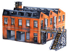 WW Europe Factory large 28 mm Laser Cut MDF i001