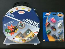Thomas Minis Collectors Playwheel & 7 Pack - 9 Engines in Total